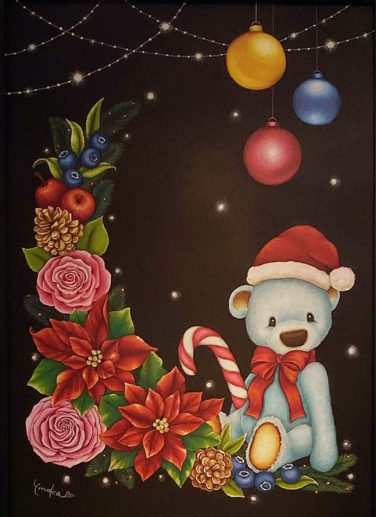 小島由紀江 Happy Christmas Bear